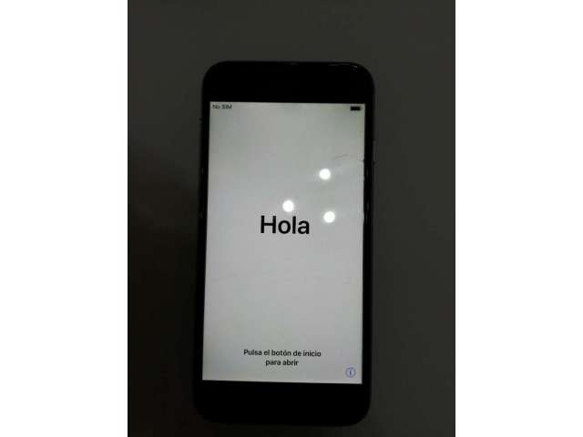 Iphone 6 de 32 gb gris