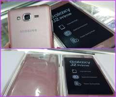 Samsung Galaxy J2 Prime nuevo mas protectores