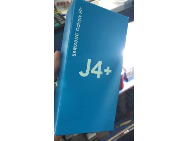 Samsung Galaxy J4 Plus mas auricular Bluetooth de regalo