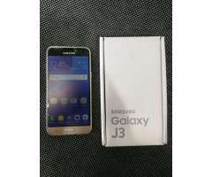 2 Samsung Galaxy J3 financiados