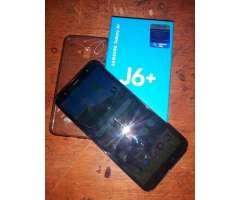 Samsung Galaxy J6 Plus 2018 de 32 gb