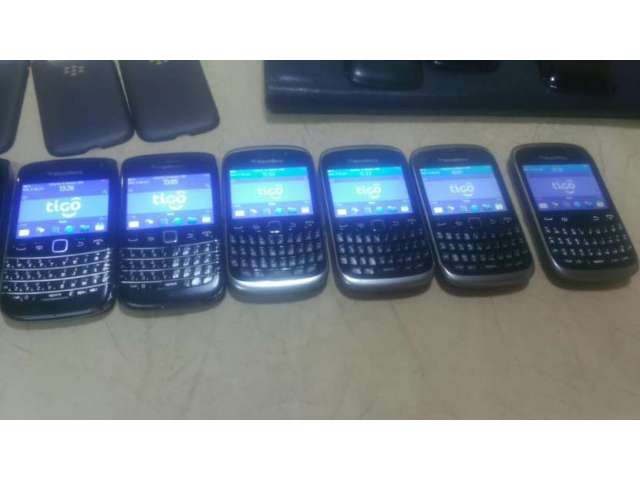 Blackberry Tigo