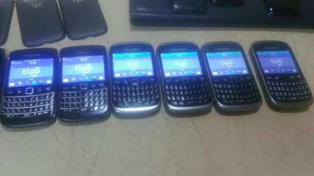 Blackberry Tigo