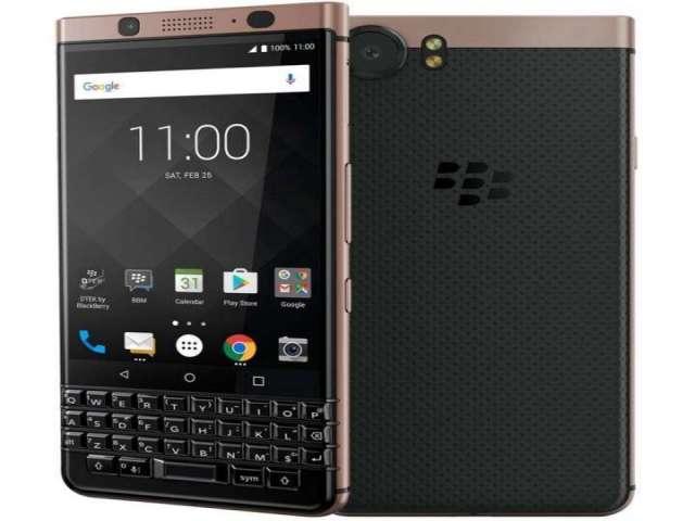 Blackberry Keyone Edicion Bronce