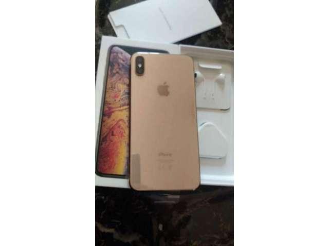 iPhone XS dorado 64gb