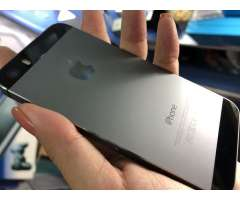 IPhone 5s de 16 gb impecable