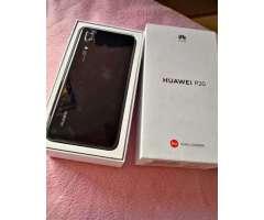 Huawei P20 nuevo