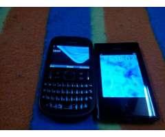 Nokia Asha 201 y 503