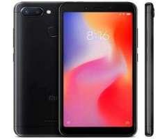 Xiaomi redmi 6 de 32 gb black