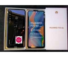 Huawei P30 Lite 128 gb nuevos en caja