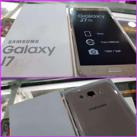 Samsung Galaxy J7 2016 nuevo en caja