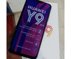 Huawei y9 2019 nuevo
