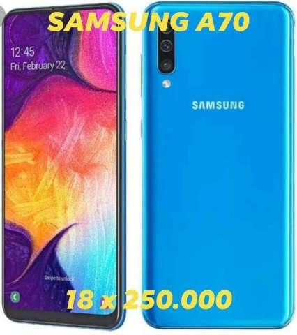 Samsung Galaxy A70 de 64 gb