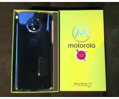 Motorola Moto G6 Plus 64 gb nuevos en caja