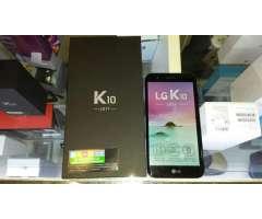 El LG K10
