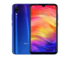 Xiaomi Redmi Note 7 de 64 gb color azul