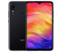 Xiaomi Redmi note 7 de 64 gb color negro