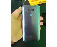 LG G6 de 64 gb solo para tigo