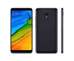 Xiaomi Redmi 5 Plus negro de 64 gb