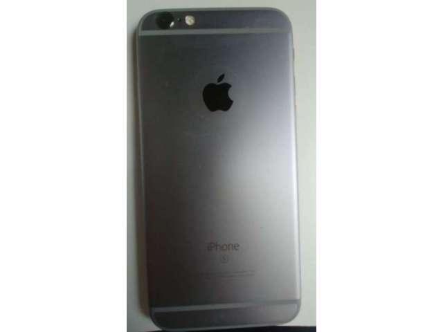 iPhone 6s negro desbloqueado
