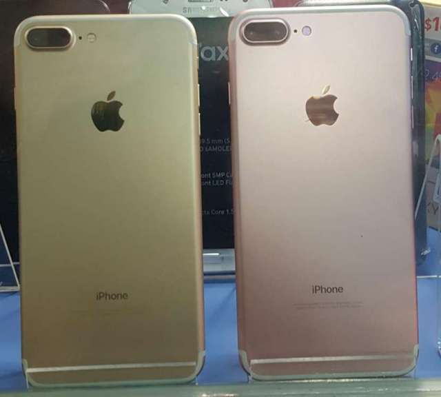 IPhone 7 plus de 128 gb impecable