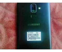 Samsung Galaxy J8 Plus de 32 gb negro