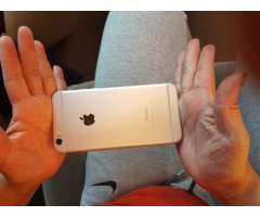 iPhone 6 de 64 gb cara negra