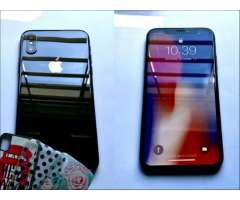 iPhone X negro 256 gb