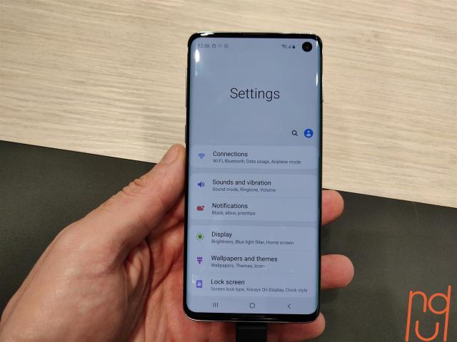 Vendo Celular Samsung S10e