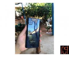 Vendo Samsung Galaxy A71